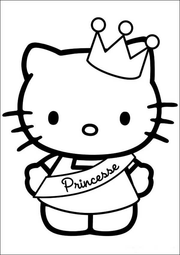 Hello Kitty 23 Prinzessin