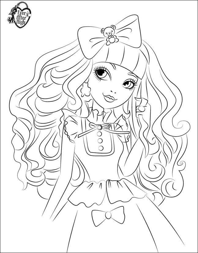 Blondie Locks Ever After High 11