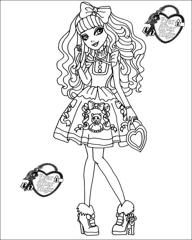 Blondie Lockes von Ever After High