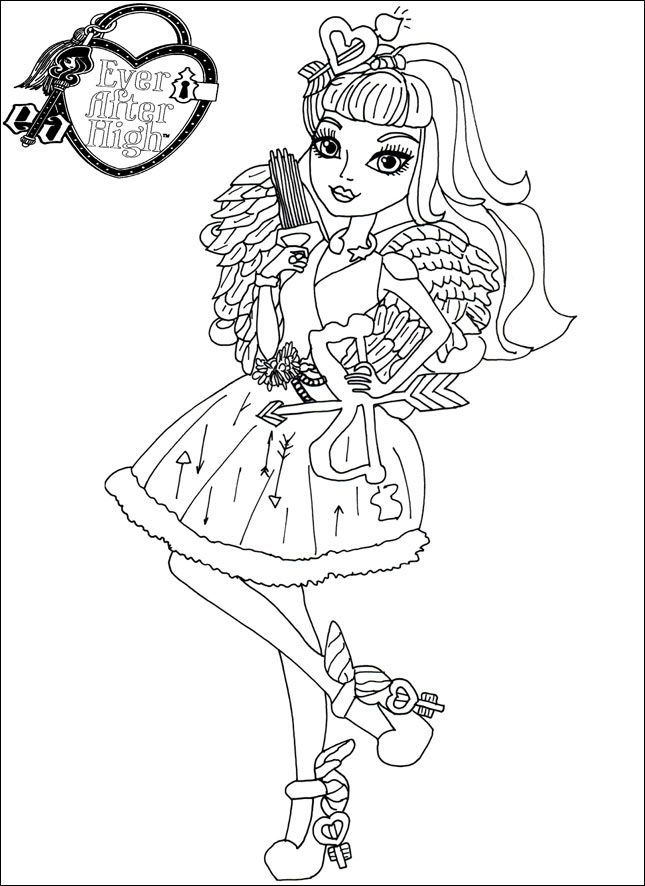 C.A.Cupid von Ever After High 15