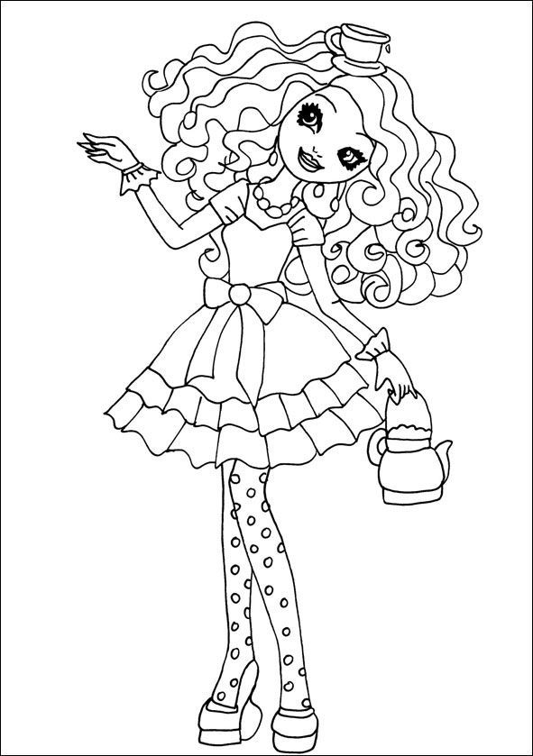 Madeline Hatter von Ever After High 16
