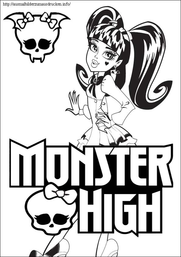 Monster High 11 Draculaura