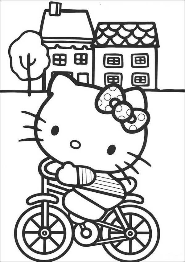 Malvorlagen Hello Kitty 33